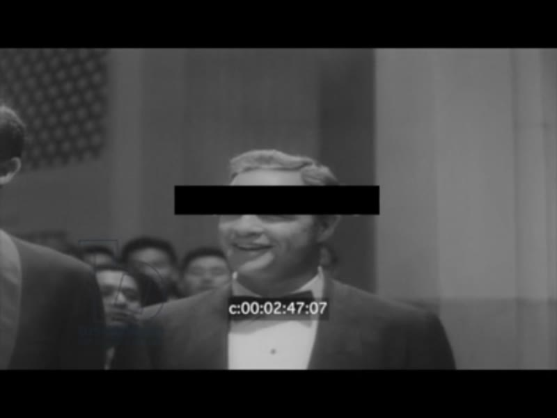 RESEARCH BOF Newsreel: Bangkok World Premiere Of Hollywood Film The Ugly American 1965