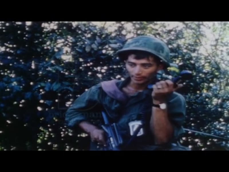 EDIT BOF810538 Vietnam War Operation Big Spring, 1967 US soldiers under attack in jungle SD 480p