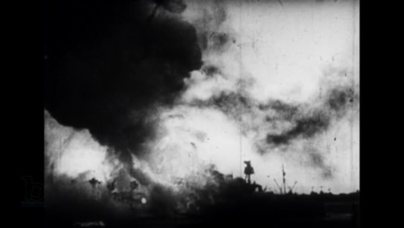 Bombs Being Detonated