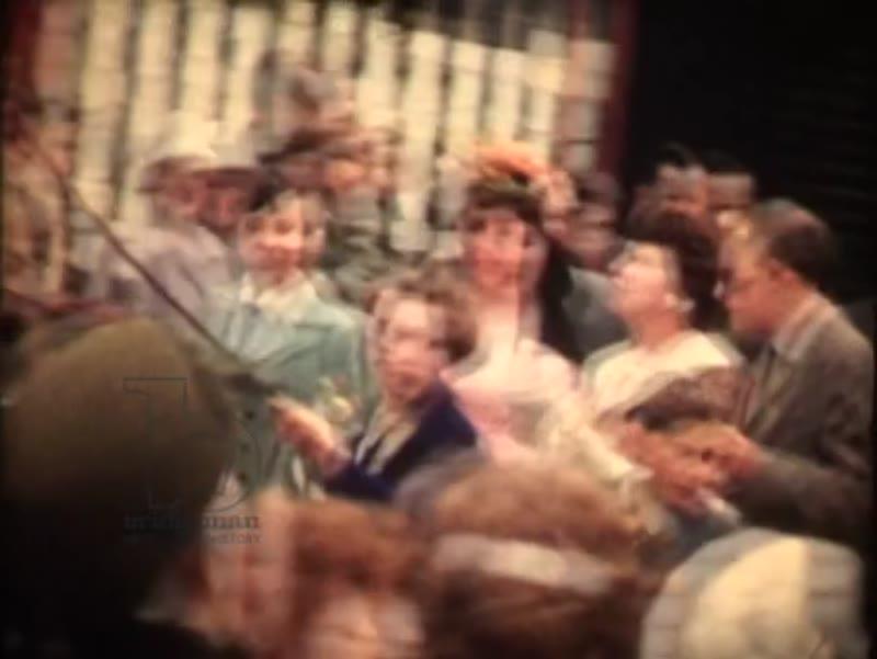 Sheffield Whit Walk, 1961