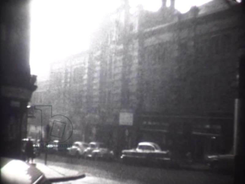 Trip round Sheffield 1960