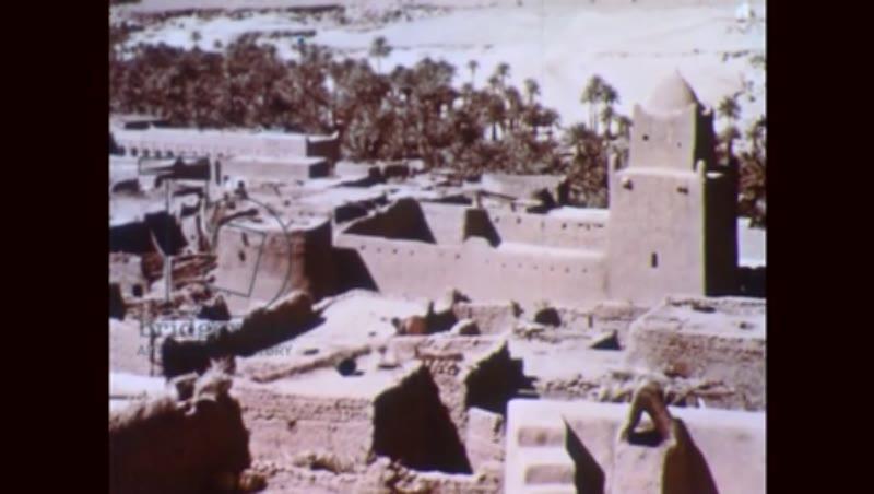Date Farming, Sahara 1950s