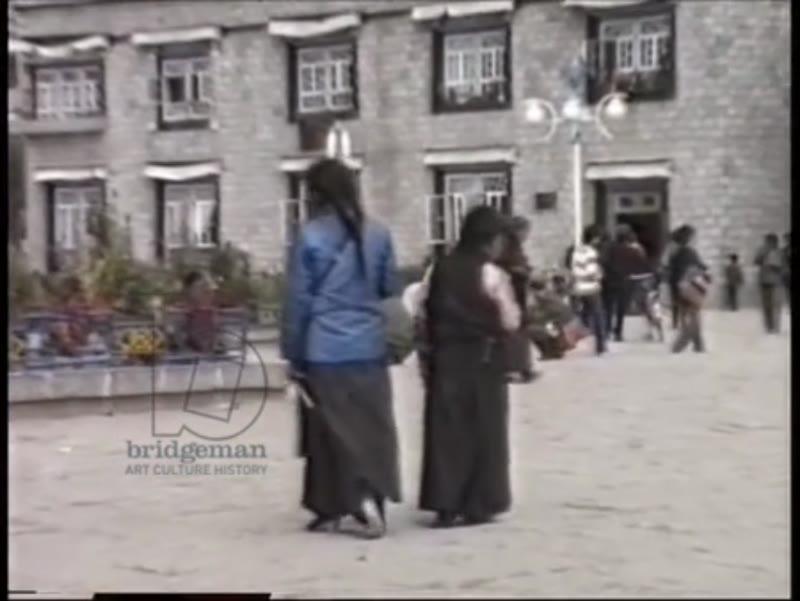 Lhasa Tibet China 1986 (part 2)
