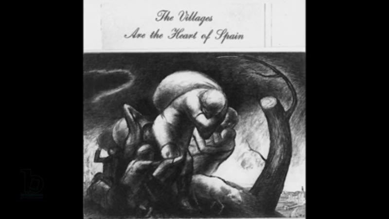 """Digging """"the Spanish Earth"""""""