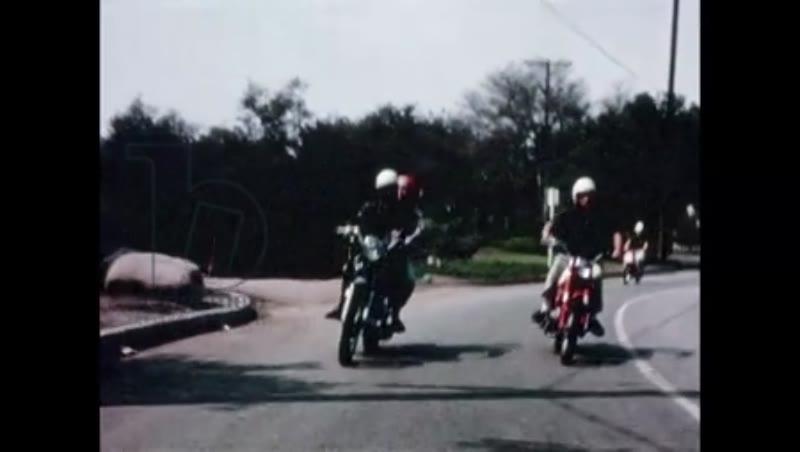 60s, Motorcycles