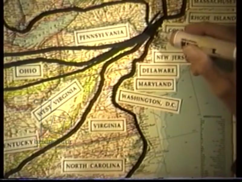 Family Camping through 48 States.  Part II, America's Wonderlands, 1960-61