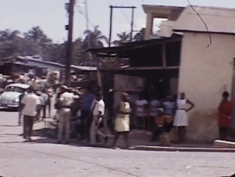 Haiti and Puerto Rico, 1970