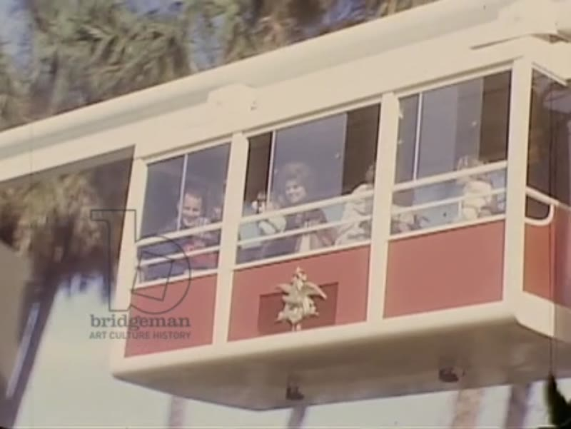 Florida, A mid-winter day's dream, USA, 1973