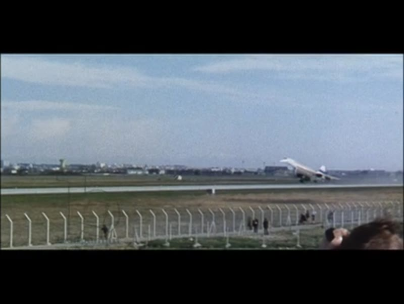 She Flies - A film about the Concorde