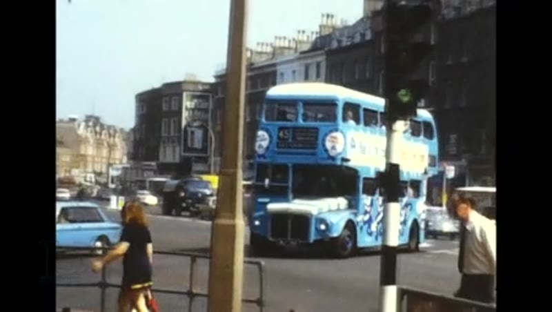 Central London Lt Ooadverts Rms Rts, 1973