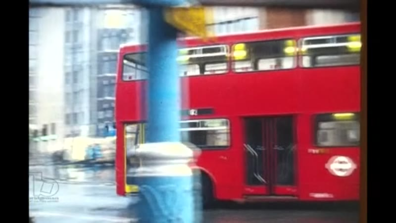 London Transport Buses Harrow etc, 1987 -1988