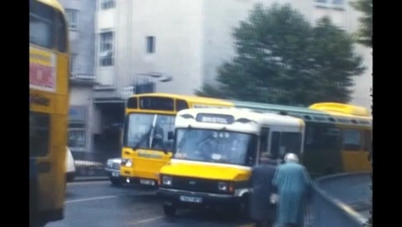 Blackpool Tram Bristol Gloucester Bus, 1985-1988