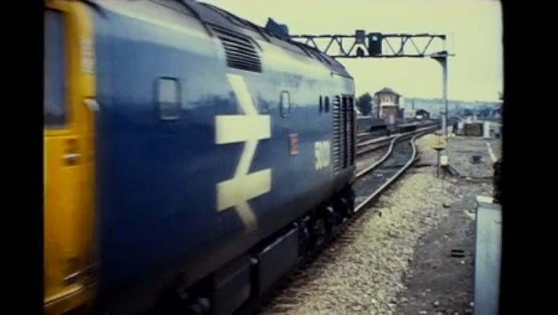 Br Rail Class 50, c.1985