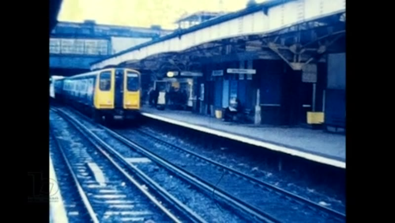 Electric Trains South East England, 1987-88