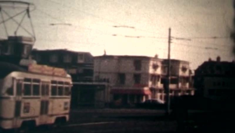 Hec Piercey Dutch Trams, 1960s