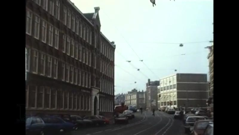Tram Trolleys Amsterdam Arnhem Utrecht, 1980s