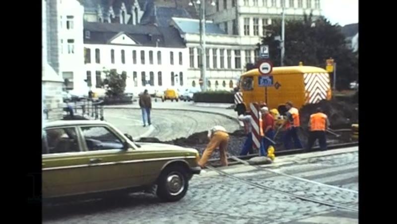 Ghent Coastaltrams, Brussels, 1987
