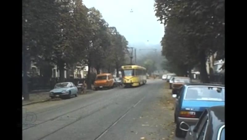 Brussels Stib Rtes 10319, 1977