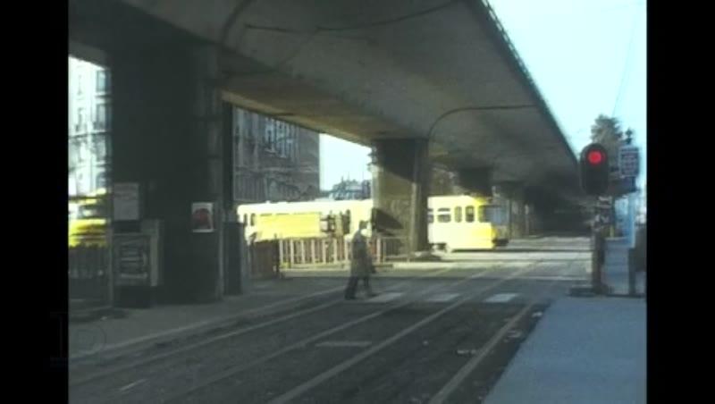 Sncv La Louviere Sncv Coast Ostend Stib Brussels Crich Tram Museum, 1980