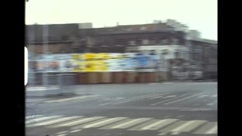 Stib Trams Rte101 Lille Snelrt, Brussels 1981