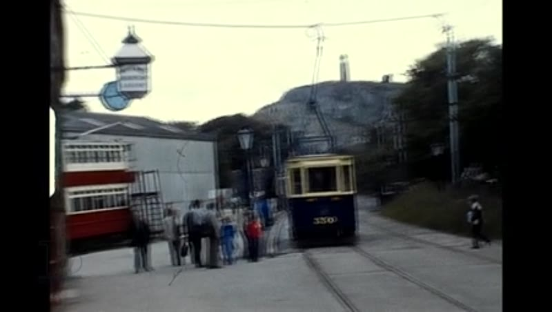 Stib Trams Brussels Charleroi Sncv Carlton Colville Crich Museums, Brussels 1981