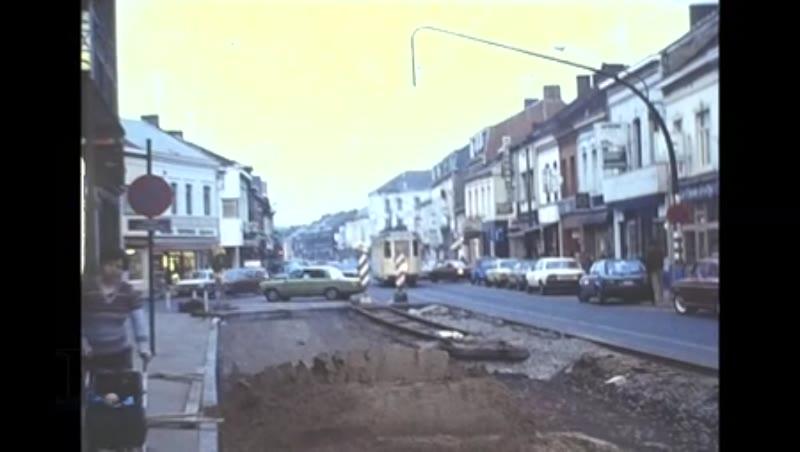 Brussels Stib Plus Sncv Charleroi,1983
