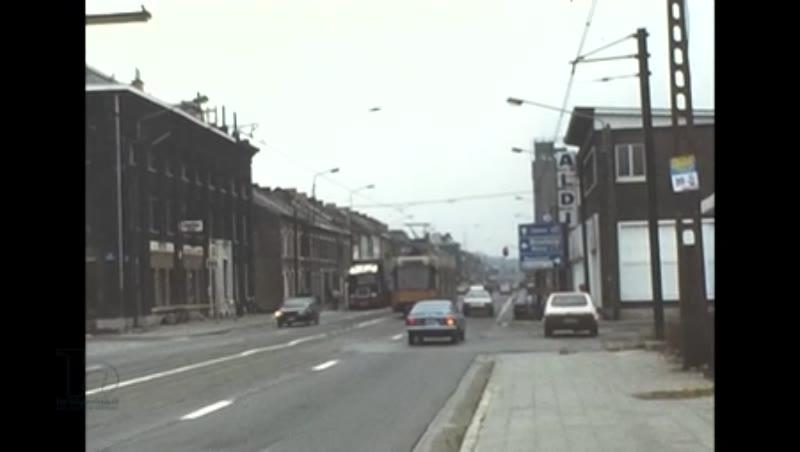 Stib Brussels Sncv Charleroi Sncv Ostende All Trams Colour