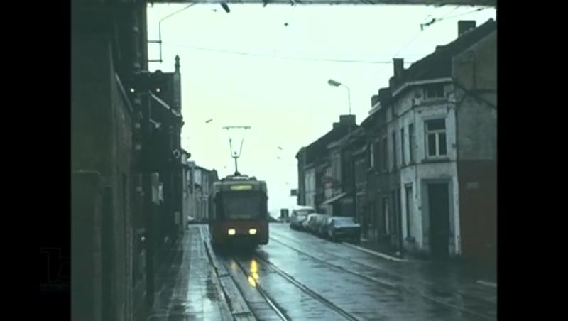 Charleroi Brussels Rtes 55 92 Trams, October 986