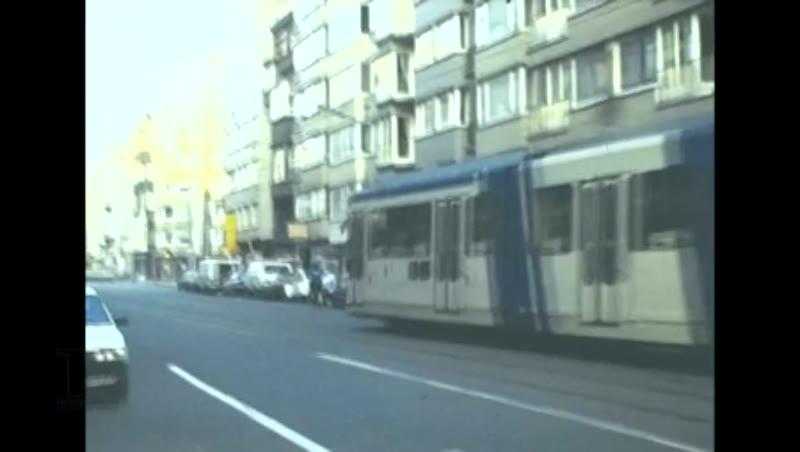 Ostende Trams, 1987