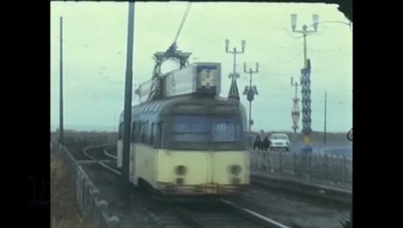 Terry Barker, Blackpool Trams Br Yate Crich Museum St Etienne Tram Trolley Geneva, 1971-1973