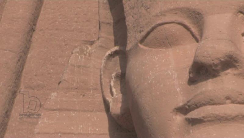 Exterior, Temple of Abu Simbel, Egypt 3