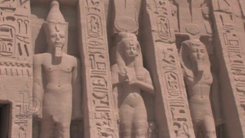 Temple of Abu Simbel, Egypt