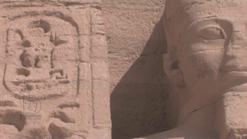 Exterior, Temple of Abu Simbel, Egypt 35