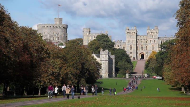 Windsor Castle Berkshire England