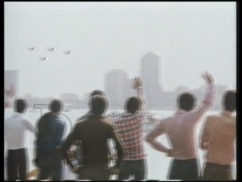 Rothmans Air Display, Cairo, 1981