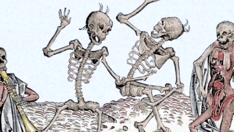 The Dance of Death (1493)