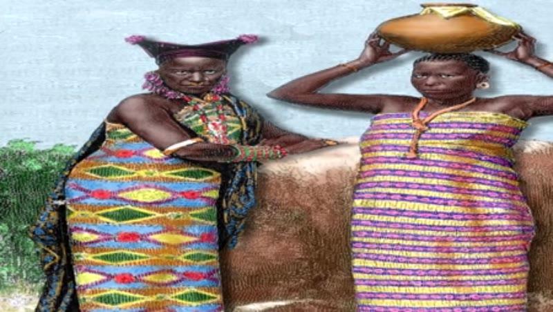 African women of Zanzibar