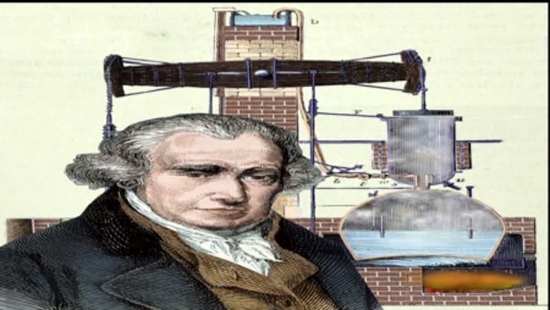 James Watt (Greenok 1736-Heathfield, 1819)