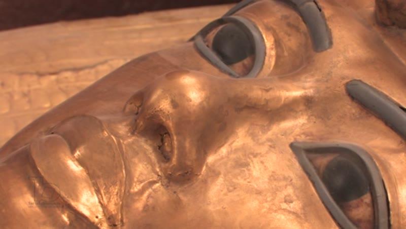 Coffin of Tutankhamun