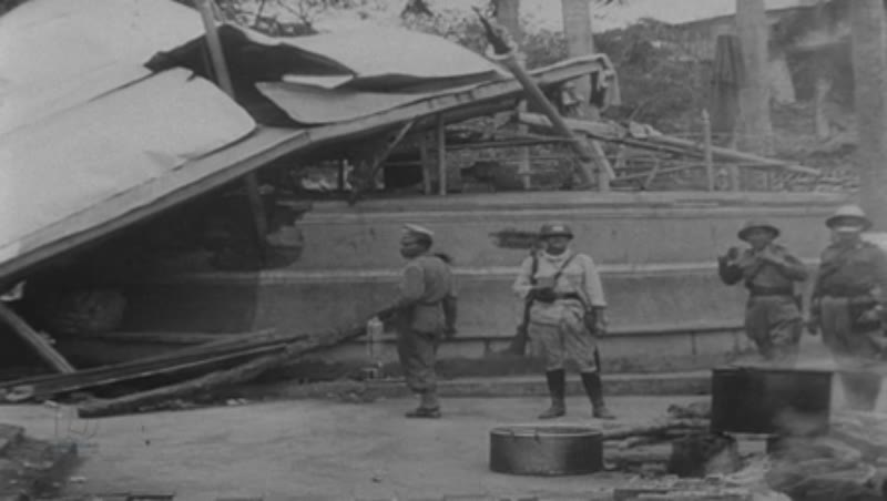 1951 earthquake disaster in El Salvador