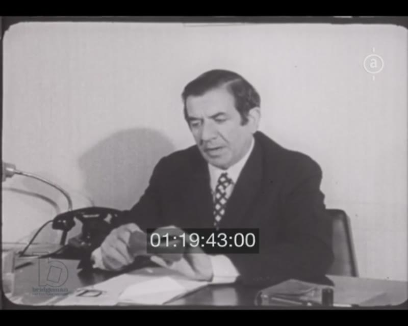 The house is a right not a privilege, 1970 (16mm dupe negative, scan 2K/sound)