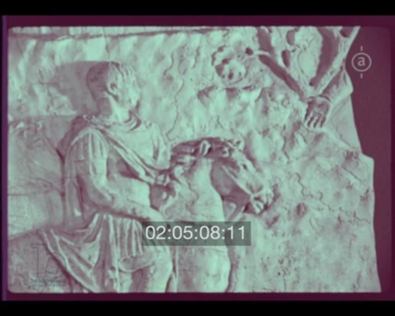Romans in Dacia, 1969 (35mm positive, scan 2K/sound)