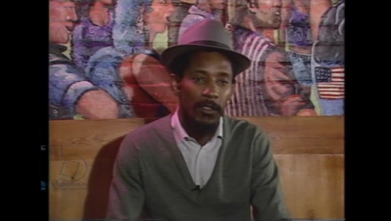 Reggae Strong - Linton Kwesi Johnson Preview