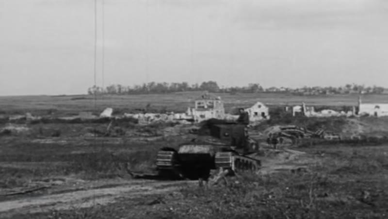 Tank Activities: A.E.F. 3/3