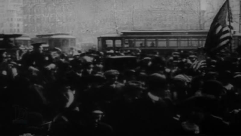 Suffragettes, USA
