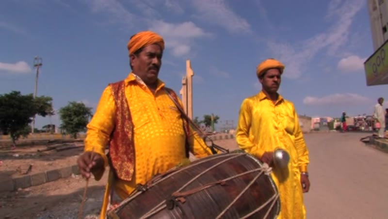 Dhol Players, Karachi 1