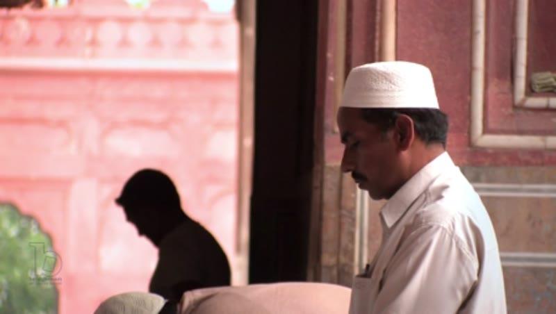 Friday Prayer at Badshahi Mosque, Lahore 1
