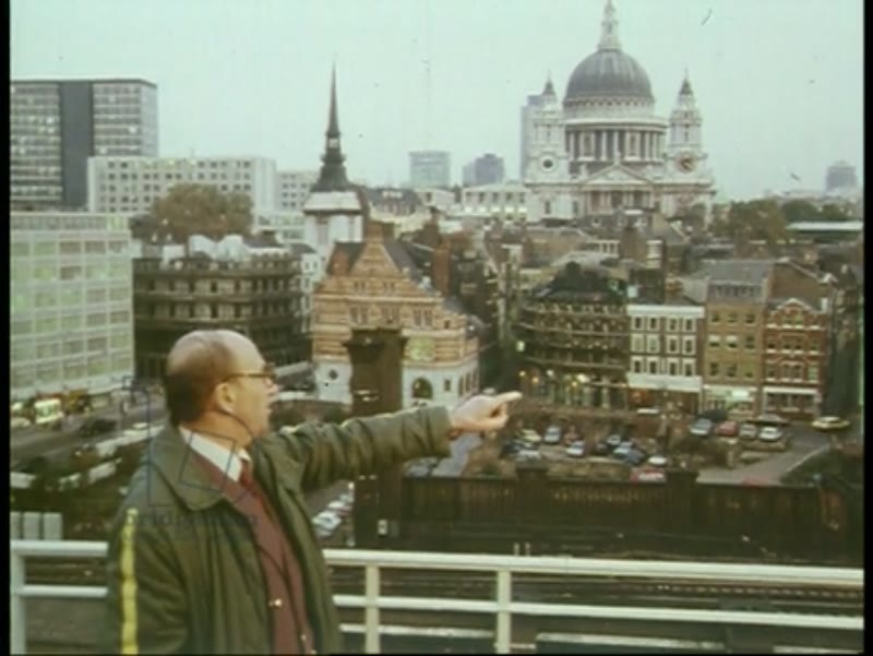 They Made News Prog 3, part 3: Ken Hanshaw, filmed the Blitz in London in WW2