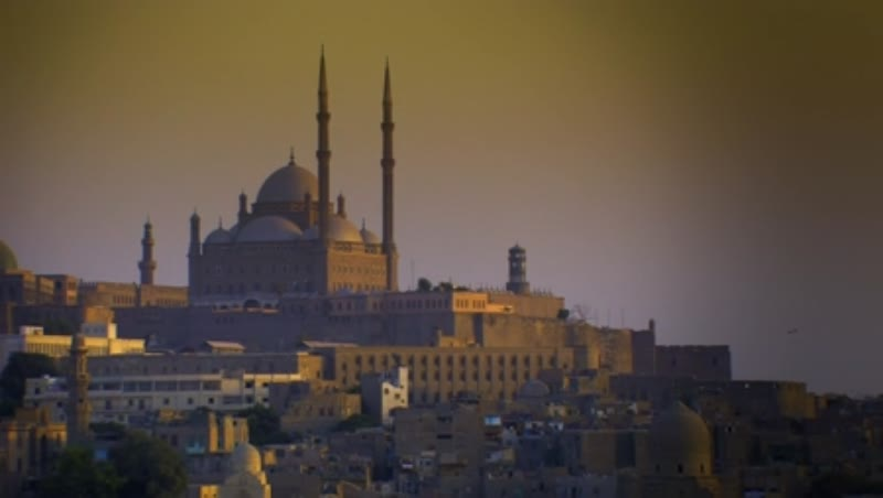 Cairo, the Citadel 1