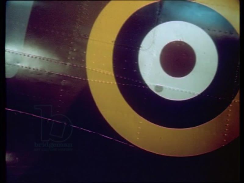 Details of the German Messerschmitt BF 109 WW2 fighter jet